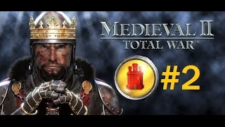 Let's Play: Medieval 2 Total War - Spain Campaign #2 HD