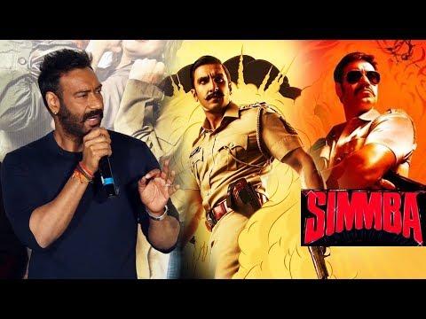 Ranveer के Simmba में Bajirao Singham की ENTRY पर बोले Ajay Devgn thumbnail