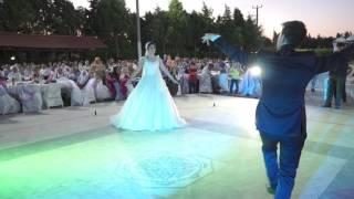 Önder & Yadigar Düğün Girişi - Zeybek ve İlk Dans