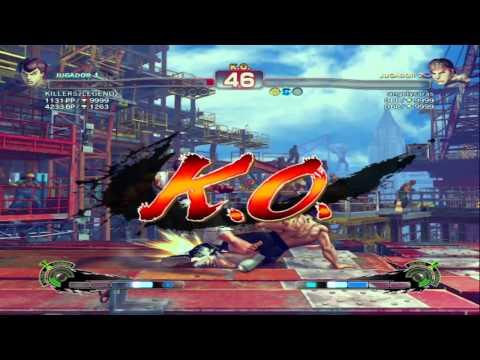 Super Street Fighter IV AE | Multiplayer gameplay