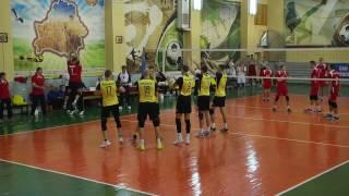 Волейбол. Шахтер - Легион (26.11.16)