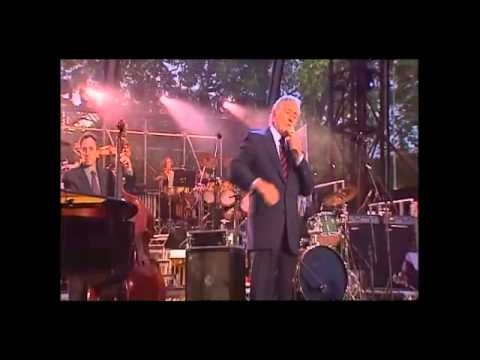Tony Bennett If I Ruled The World - Live 2002