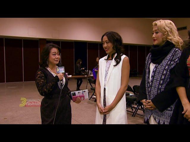 XAV PAUB XAV POM: 9th Fresh Traditions Fashion Show with designer Pachia Vang.