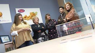 Frigoríficos Morales se convierte en la Pyme del Año en Murcia
