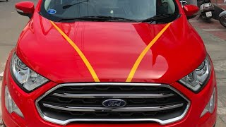 2018 New Ford EcoSport - Red, Grey, White, Silver, Canyon Ridge, Blue and Black Color Walkaround !