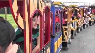 Trenes Eléctricos  para centros comerciales, plazas y parques infantiles.