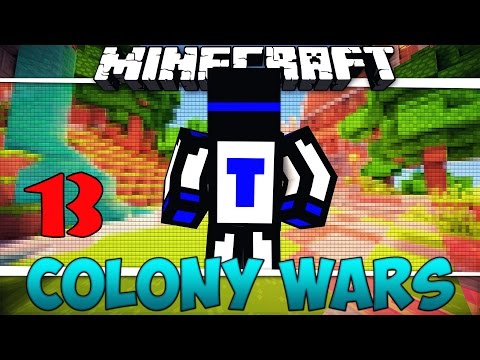 ИГРАЕМ ЗА БЕРСЕРКА! COLONY WARS! #13