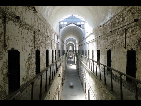 My visit to Eastern State Penitentiary in Philadelphia