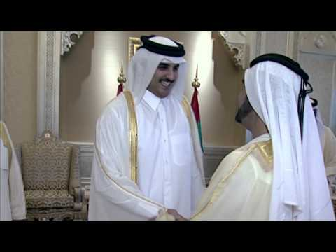 أغنية مهداة من شعب الإمارات الى الأشقاء في قطر thumbnail