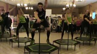 Jumping® Fitness Sevilla en Herrera. Scooter - Bigroom Blitz