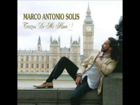 8. Ojalá - Marco Antonio Solís
