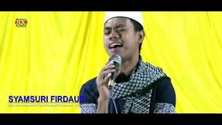 Download lagu Syamsuri Firdaus Haflah Bersama Qori International Salman AmrillahQori Syahrir di Wera 2019 MP3