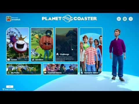 10 Minute Teaser Planet Coaster