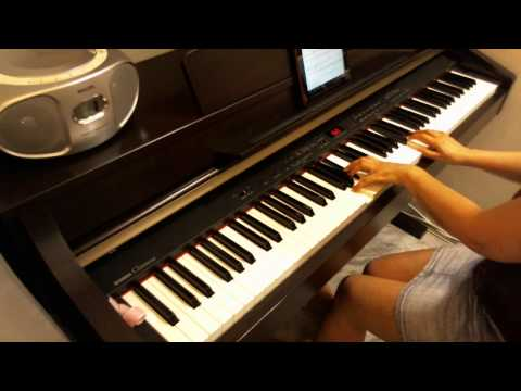 Park Shin Hye - Story (The Heirs OST Part 5) - Piano Cover & Sheets