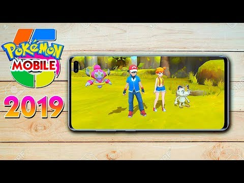 Top 5 New Pokémon Games In April 2019 (Android/IOS)