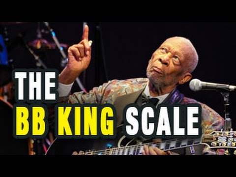 What You Don't Know About the BB King Scale