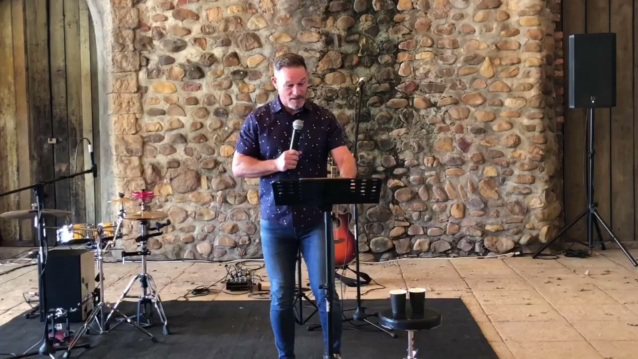 2021.09.26 Apostolic Input - Tony Sivewright