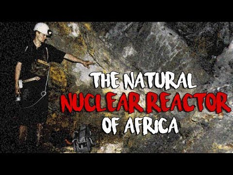 Africa's Natural Nuclear Reactor!