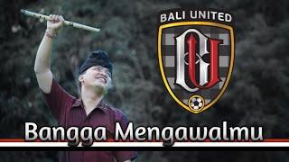 Download Mp3 Bangga Mengawalmu - Bebangkan Oi! Squads  Akustik Suling Cover  Bali United The
