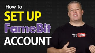 How To Setup Famebit Account For Your Youtube Channel