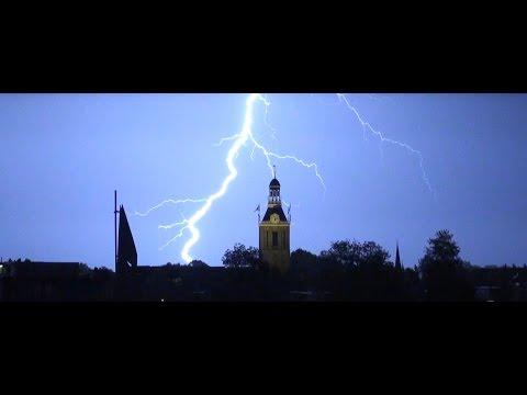 2011 Onweer rond de Meppelertoren film