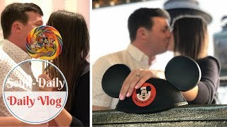 Semi-Daily Daily Vlog | Engagement Photo Shoot | Chick-Fil-A Breakfast