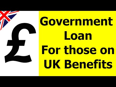 Government Loan For Those On UK Benefits - DWP Budgeting Loan
