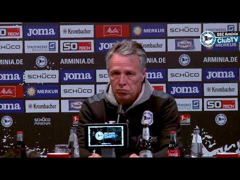 #21 SSV Jahn Regensburg: Die Pressekonferenz Nach Dem Spiel