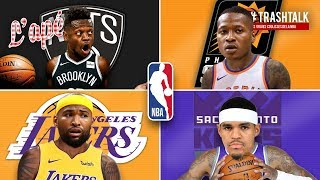 Free Agency 2019 : on analyse tous les bons clients !