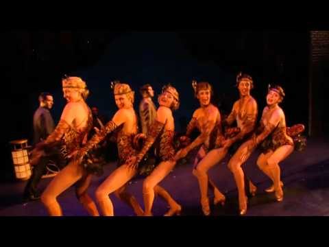Tiger Rag: BULLETS OVER BROADWAY national tour