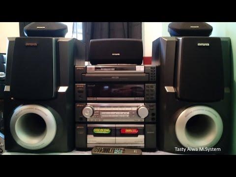 Aiwa Z-VR99, Escute só a Qualidade dessa Coisa!