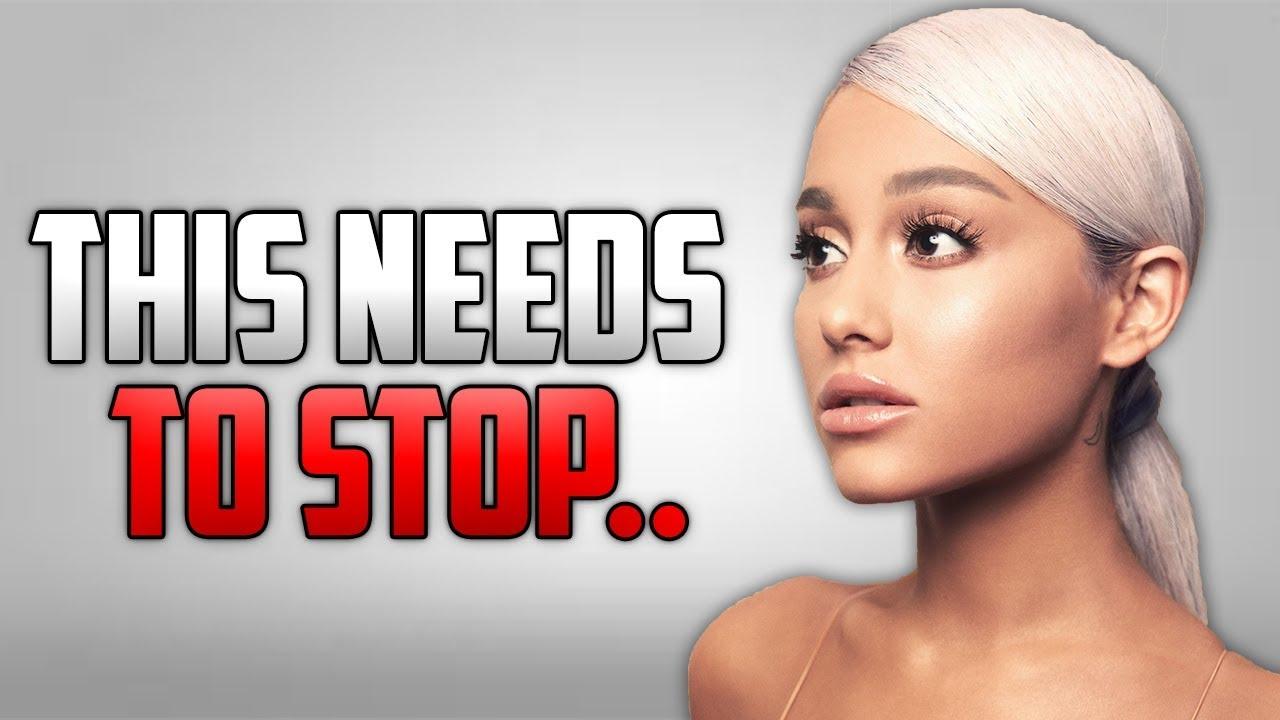 Ariana Grande Is Being Blamed For Mac