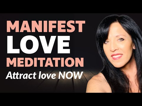 Meditation Law of Attraction--Use Your Feelings to Manifest