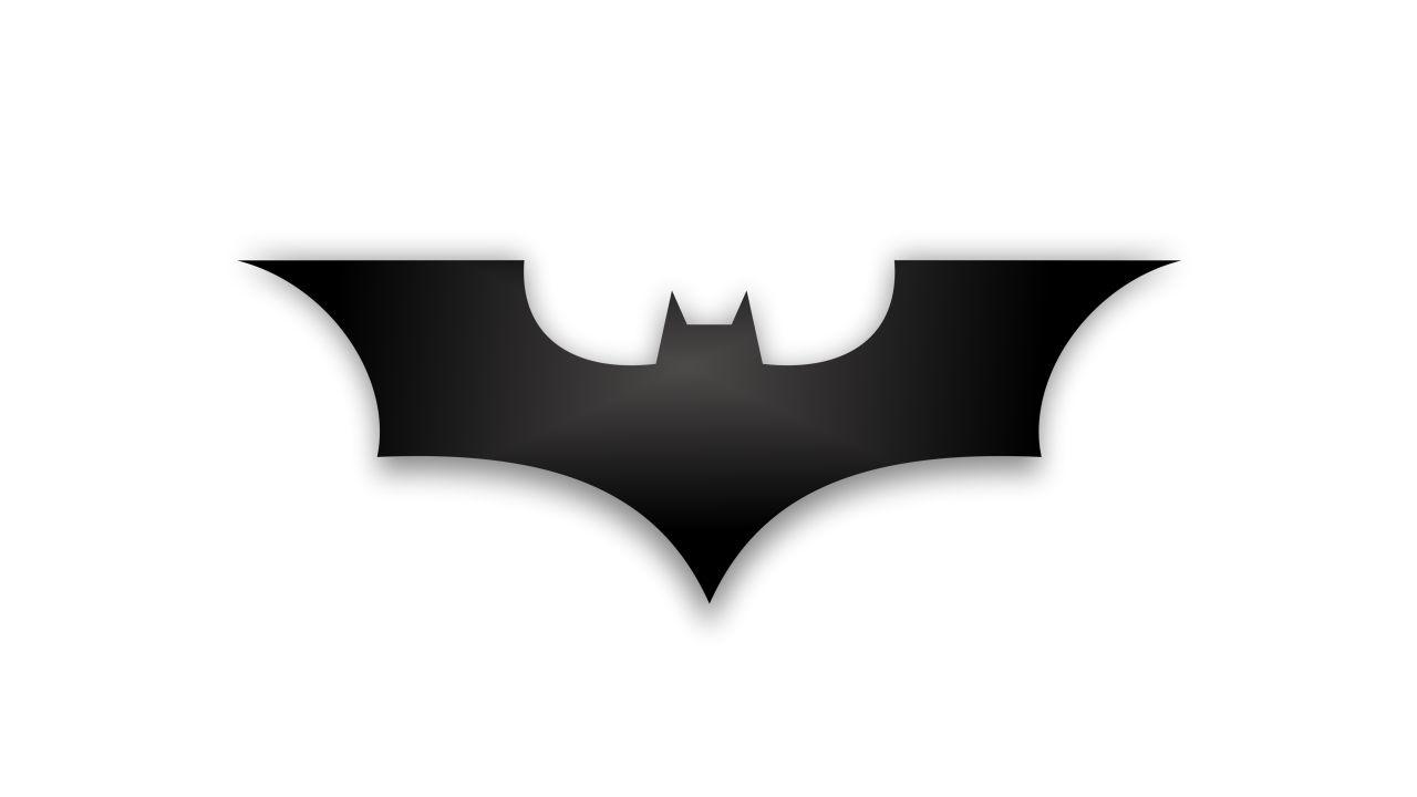 Simbolo Da Batman. Signo De Paz Para Colorear Batman Para Simbolo De ...