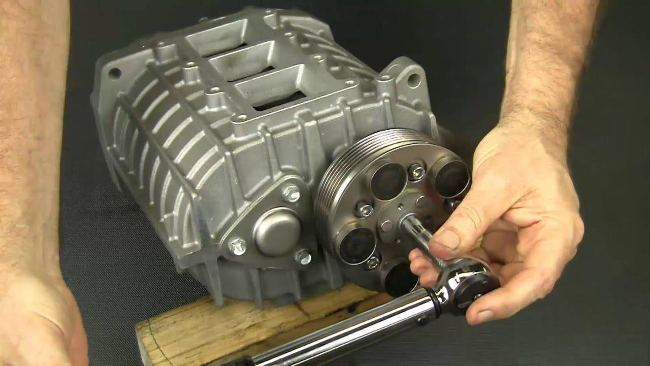 disassembling the kawasaki ultra 250/260 supercharger - youtube
