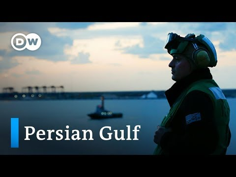 US Iran Standoff: Assault Ship And Missile Battery Deployed To Persian Gulf | DW News