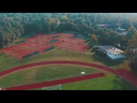 Luftaufnahmen Demo HD Allianz Sport