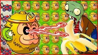 НОВОЕ РАСТЕНИЕ. КИТАЙСКАЯ версия Растения против зомби от Фаника plants vs zombies 2 chinese version