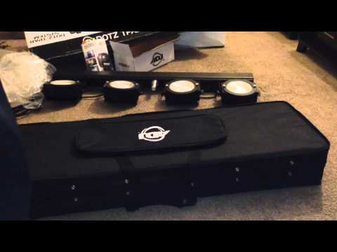 Unboxing Adj Dotz TPar System, first look & Review Part 1
