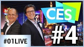 CES Las Vegas 01LIVE #4 : Ce qui a marqué l'édition 2017 !
