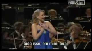 Rossini Non più mesta Elina Garanca leg em português