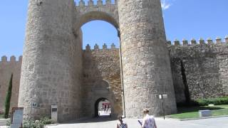 Avila - Spain - City Walls (South East) - 24-JUL-2013