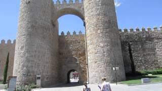 Avila - Spain - City Walls (South East) - 24-JUL-2013