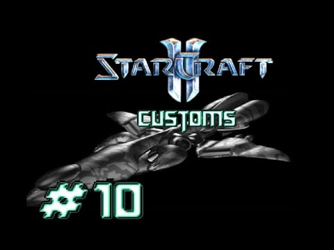 StarCraft 2 Customs 10 More for the Ice Core