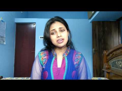 Kanna Nidurinchara | Baahubali 2 - The Conclusion | Prabhas, Anushka | Cover Song By Sangeeta