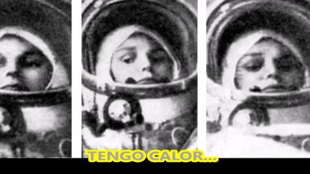 Niño Astronauta En El Espacio: Astronauta Fantasma, Audio Perturbador