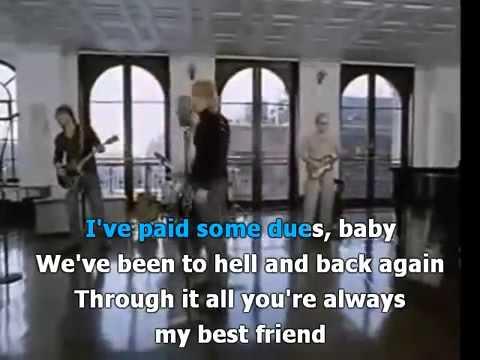 Bon Jovi - All About Lovin' You Lyrics | Musixmatch