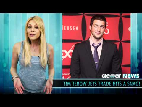 Tim Tebow NY Jets Trade Gets Delayed
