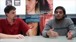 Network Security Threats & Interview with Cisco Networking Academy Graduate