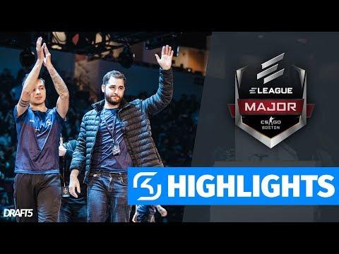 CS:GO - Best of SK Gaming at ELEAGUE Major Boston 2018